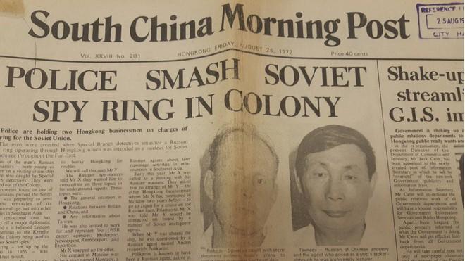 Muốn gây bất ổn cho TQ thời Mao Trạch Đông, Liên Xô giăng lưới tình báo sát sườn Bắc Kinh - Ảnh 1.