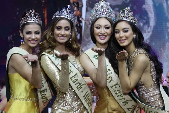 Thực trạng Hoa hậu Trái đất: Thí sinh xuống cấp, chất lượng tổ chức như ao làng lại còn ngập tràn bê bối - Ảnh 11.