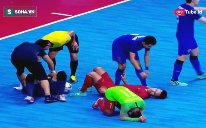 Thái Lan thắng nghẹt thở sau trận cầu đẫm nước mắt, hẹn Việt Nam ở chung kết giải ĐNÁ