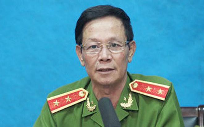Luật sư: Cựu tướng Phan Văn Vĩnh bị ngã sưng trán nhưng vẫn minh mẫn