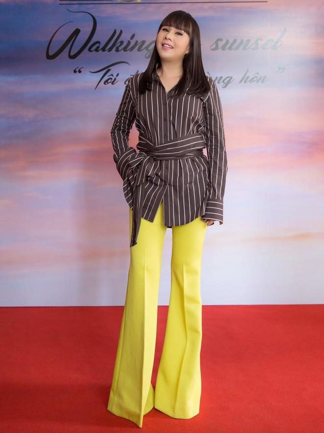 Hoa hậu Tường Linh đọ sắc cùng dàn người đẹp - Ảnh 1.
