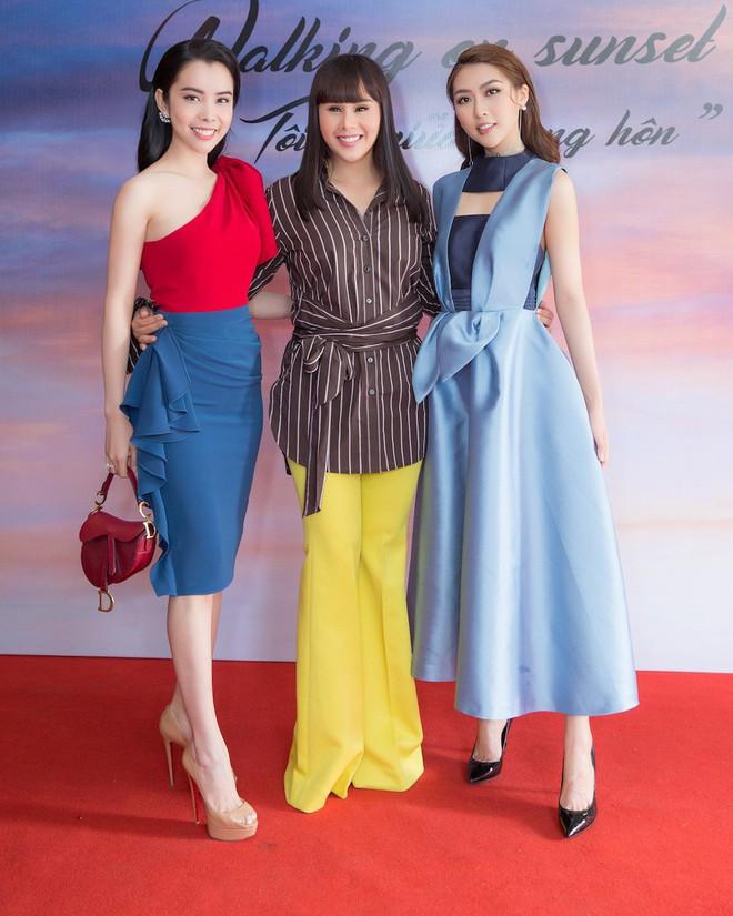 Hoa hậu Tường Linh đọ sắc cùng dàn người đẹp - Ảnh 4.