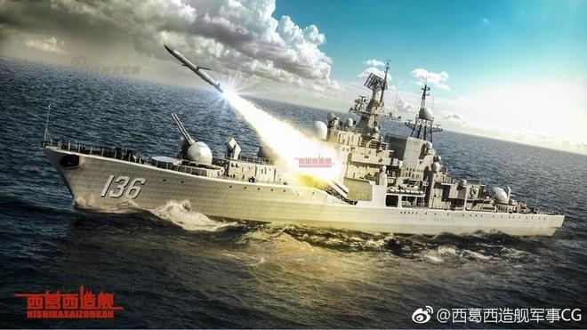 Tên lửa chống hạm YJ-12A của Trung Quốc đã chính thức chết yểu? - Ảnh 2.