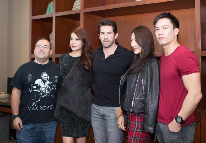 Trương Ngọc Ánh đóng phim cùng dàn sao đình đám quốc tế - Ảnh 10.