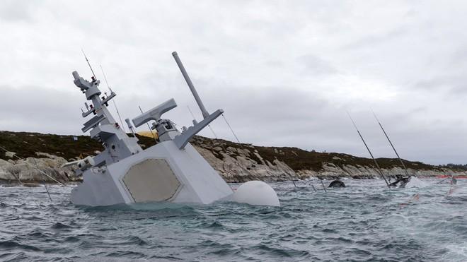 Khu trục hạm tỷ USD Mỹ chuẩn bị tái xuất sau khi bị tàu dầu hạ gục - ảnh 4