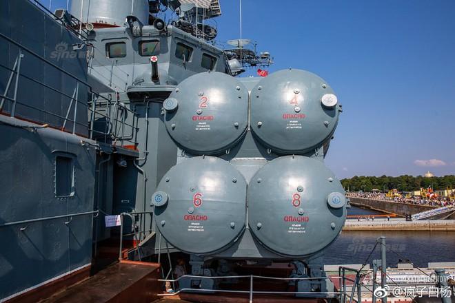 Báo TQ chế giễu: Không nhờ Bắc Kinh, khu trục hạm Sovremenny mua từ Nga đã thành bảo tàng - Ảnh 6.