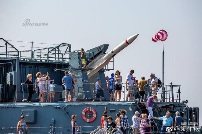 Báo TQ chế giễu: Không nhờ Bắc Kinh, khu trục hạm Sovremenny mua từ Nga đã thành bảo tàng - Ảnh 7.