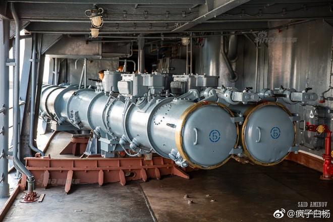 Báo TQ chế giễu: Không nhờ Bắc Kinh, khu trục hạm Sovremenny mua từ Nga đã thành bảo tàng - Ảnh 10.