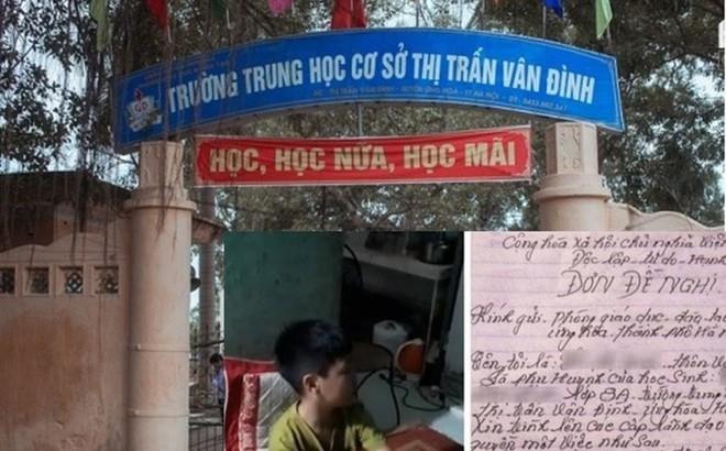 Đề xuất kỷ luật cảnh cáo giáo viên ở Hà Nội tát, xúc phạm học sinh
