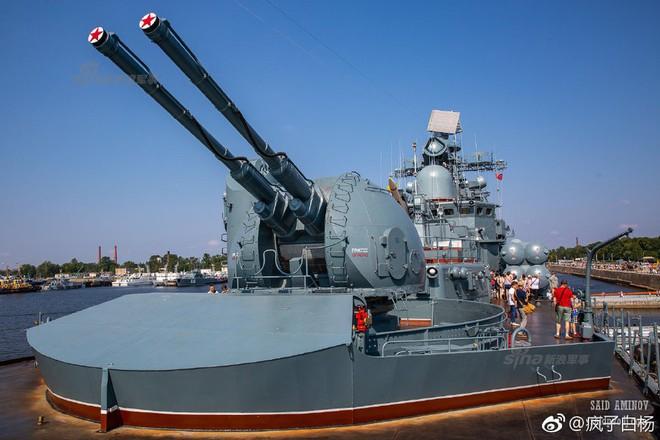 Báo TQ chế giễu: Không nhờ Bắc Kinh, khu trục hạm Sovremenny mua từ Nga đã thành bảo tàng - Ảnh 4.