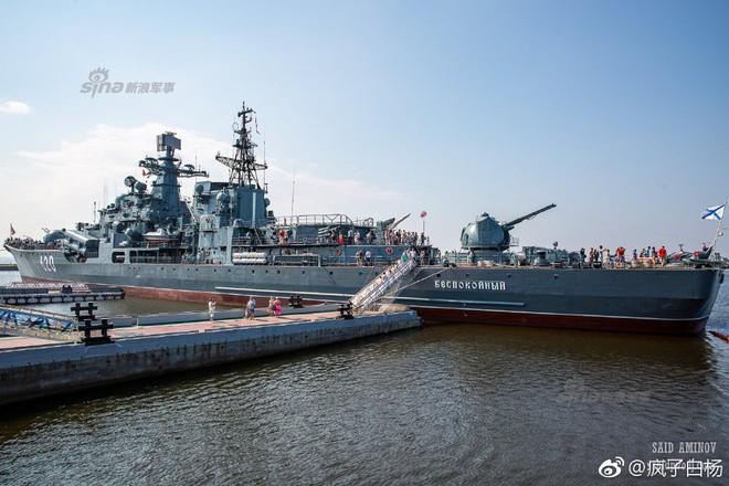 Báo TQ chế giễu: Không nhờ Bắc Kinh, khu trục hạm Sovremenny mua từ Nga đã thành bảo tàng - Ảnh 3.