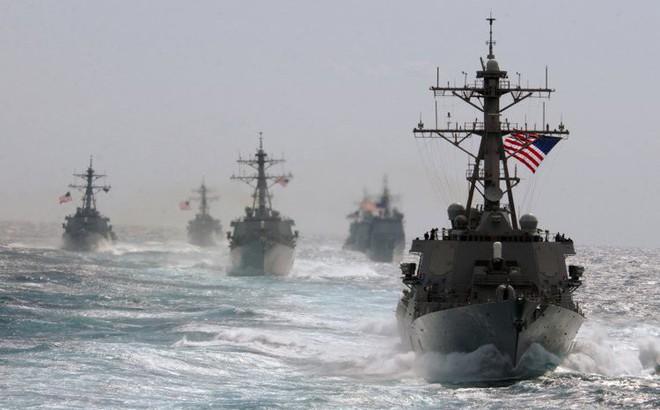 Đại tá Trung Quốc: Chặn đầu, đâm chìm chiến hạm Mỹ nếu lại đến tuần tra biển Đông!