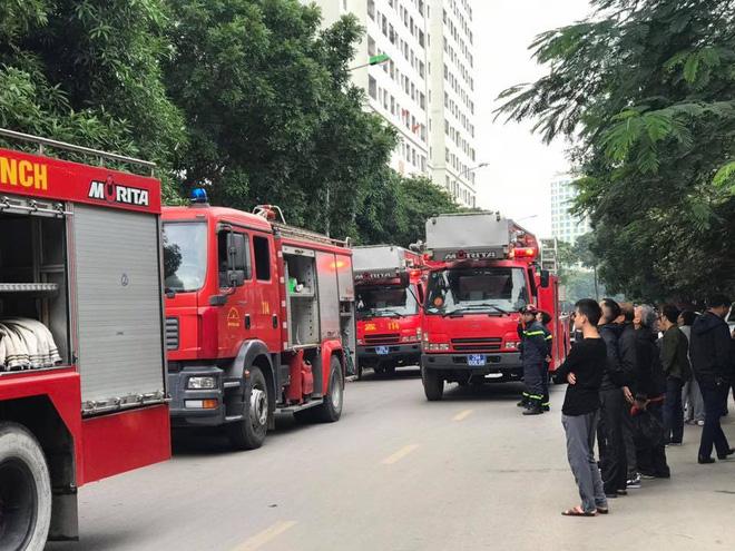 Danh tính người phụ nữ tử vong trong vụ cháy tại tầng 31 chung cư HH Linh Đàm - Ảnh 1.