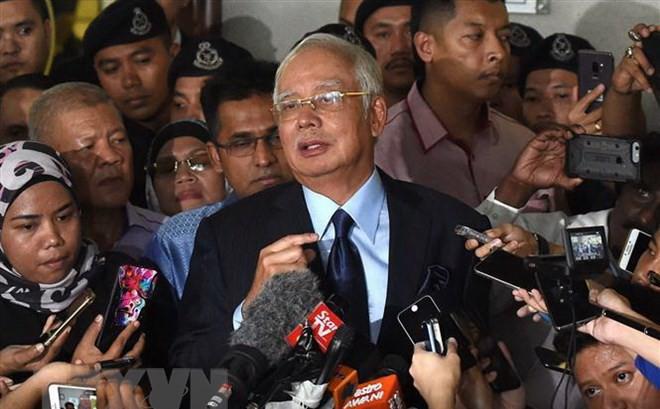 Malaysia bắt cựu Thủ tướng Razak điều tra việc thay đổi báo cáo về 1MD