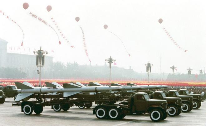 Ngạc nhiên trước hình ảnh Quân đội Trung Quốc cách đây hơn 3 thập kỷ - ảnh 8