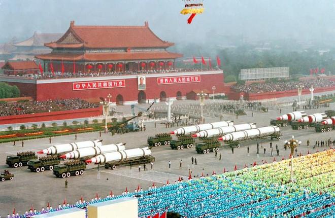 Ngạc nhiên trước hình ảnh Quân đội Trung Quốc cách đây hơn 3 thập kỷ - ảnh 9