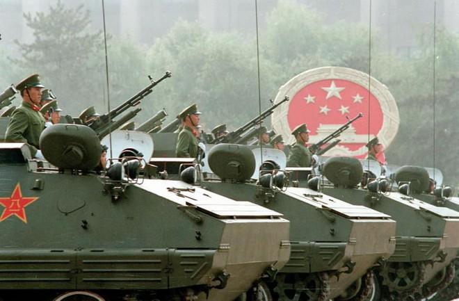 Ngạc nhiên trước hình ảnh Quân đội Trung Quốc cách đây hơn 3 thập kỷ - ảnh 3