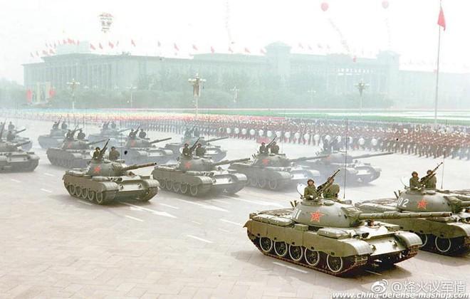 Ngạc nhiên trước hình ảnh Quân đội Trung Quốc cách đây hơn 3 thập kỷ - ảnh 2