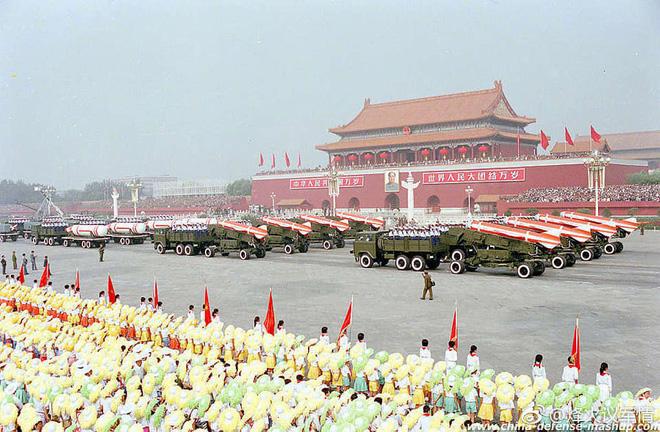Ngạc nhiên trước hình ảnh Quân đội Trung Quốc cách đây hơn 3 thập kỷ - ảnh 10