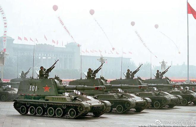 Ngạc nhiên trước hình ảnh Quân đội Trung Quốc cách đây hơn 3 thập kỷ - ảnh 5