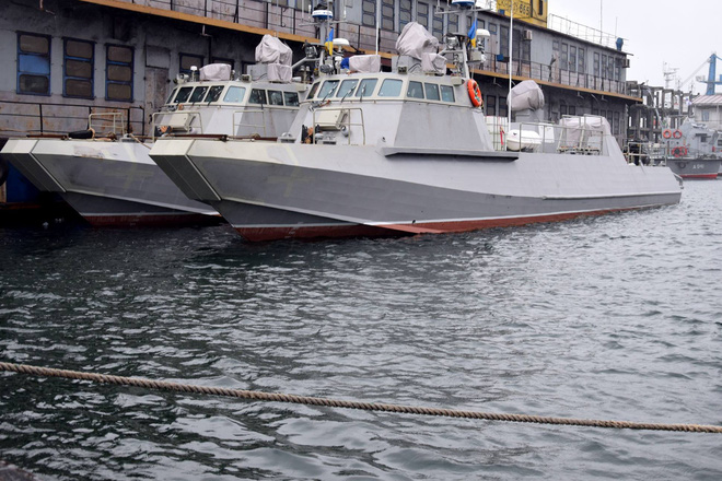 Ukraine đóng 4 tàu mới: Áp đảo hải quân Nga bằng chiến thuật ruồi bâu hay AQ ngoại hạng! - Ảnh 1.