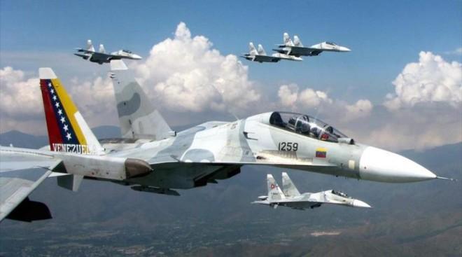 Ba đối thủ sừng sỏ của Mỹ bảo vệ Venezuela: Nga tiên phong, Tu-160 chỉ là màn dạo đầu! - Ảnh 1.