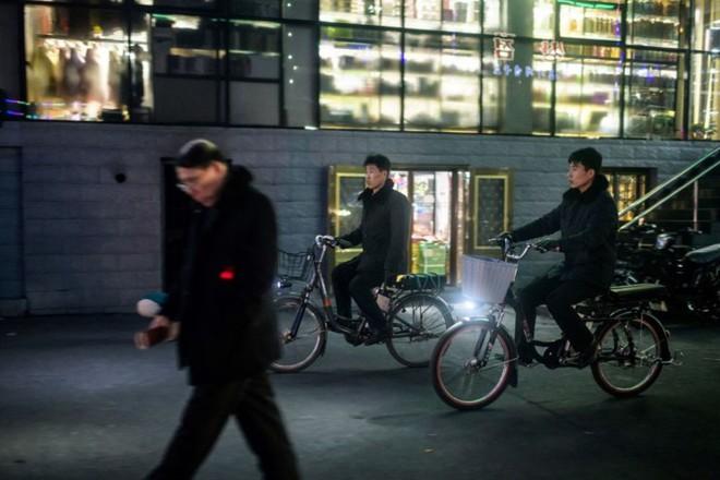 Hình ảnh đẹp về đất nước Triều Tiên trong mùa Đông buốt giá - Ảnh 2.