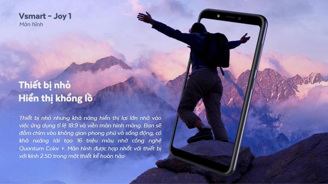 Trước giờ ra mắt: Smartphone của Vsmart có nhiều màu sắc thời thượng - Ảnh 4.