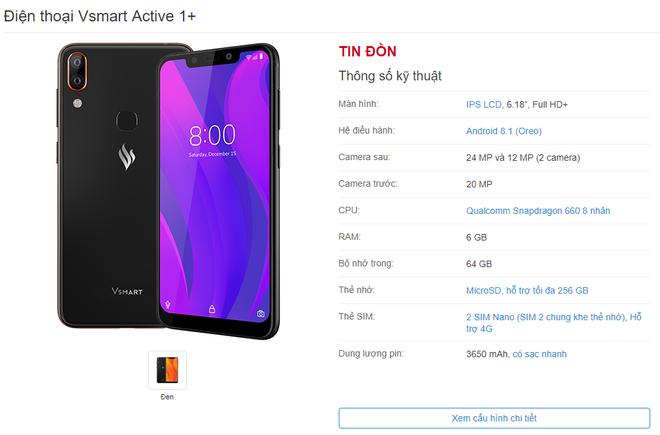 Chưa ra mắt chính thức, điện thoại VSmart đã công bố thời điểm mở bán và giao hàng dự kiến - Ảnh 5.