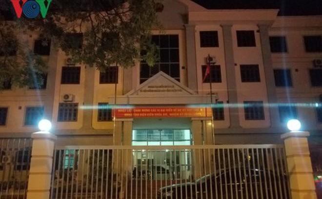 Hé lộ nguyên nhân chuyên viên HĐND tỉnh Điện Biên treo cổ chết tại cơ quan
