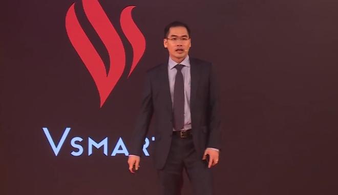 CEO VinSmart: Đây là mẫu điện thoại rất tinh tế, tinh xảo và cao cấp - Ảnh 6.