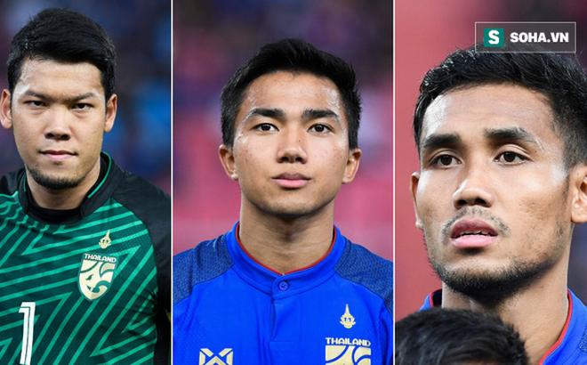"""Quên nỗi đau AFF Cup, Thái Lan triệu tập """"thiên binh vạn mã"""""""
