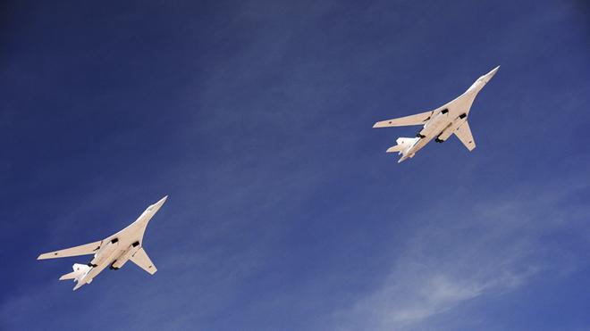 Tu-160 Nga xuất kích: Nuôi quân 3 năm dùng 1 giờ - Mỹ giật mình thon thót - Ảnh 2.