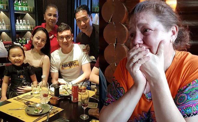 Mẹ bật khóc, chị họ Linh Nga nhắn gửi thủ môn Lâm Tây: