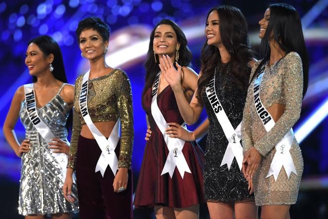 HHen Niê lập kỳ tích chưa từng có trong lịch sử, lọt top 5 Hoa hậu Hoàn vũ thế giới 2018 - Ảnh 9.