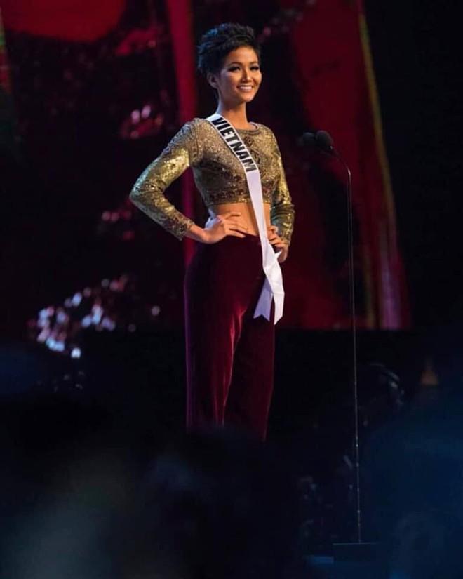 Lập kỳ tích sau bóng đá, HHen Niê làm nên lịch sử, lọt top 5 Hoa hậu Hoàn vũ Thế giới 2018 - Ảnh 3.