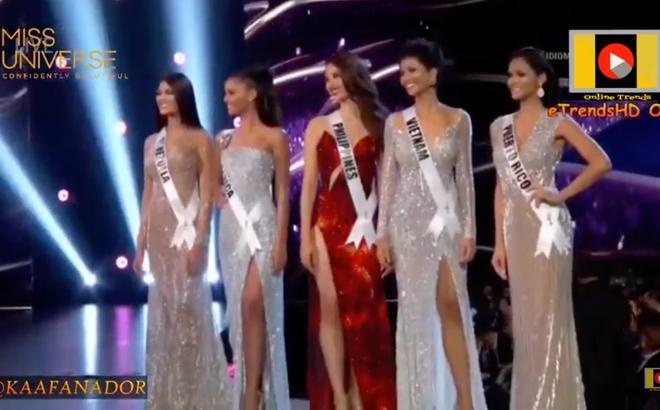 Lập kỳ tích sau bóng đá, H'Hen Niê làm nên lịch sử, lọt top 5 Hoa hậu Hoàn vũ Thế giới 2018