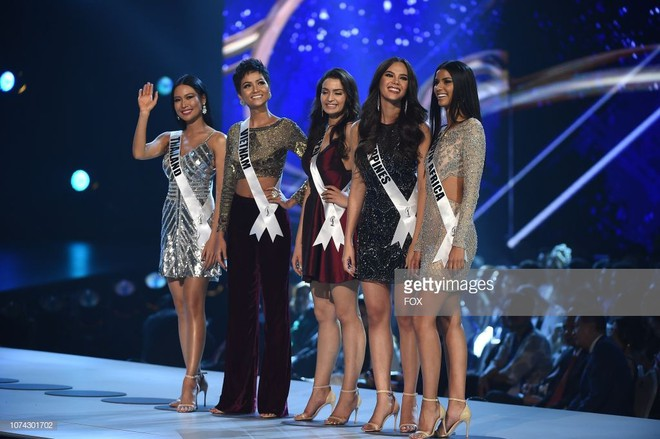HHen Niê lập kỳ tích chưa từng có trong lịch sử, lọt top 5 Hoa hậu Hoàn vũ thế giới 2018 - Ảnh 10.