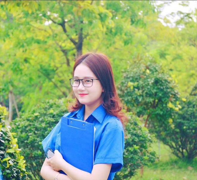 Nhan sắc đời thường được lòng tất cả các chàng trai của tân Hoa khôi Sinh viên Việt Nam 2018 - Ảnh 6.
