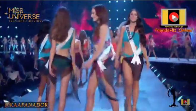Kỳ tích Hoa hậu Việt: HHen Niê trình diễn bikini, khoe hình thể nóng bỏng, lọt vào Top 5 - Ảnh 2.