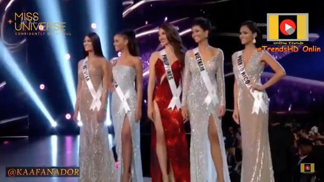 Khán giả bức xúc trước lỗi phiên dịch câu trả lời ứng xử của HHen Niê tại Hoa hậu Hoàn vũ - Ảnh 1.