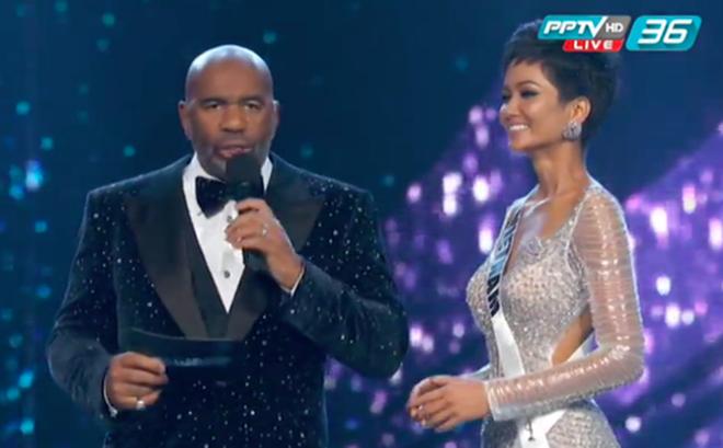 Khán giả bức xúc trước lỗi phiên dịch câu trả lời ứng xử của H'Hen Niê tại Hoa hậu Hoàn vũ