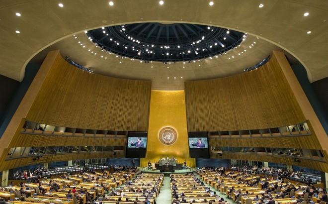 """LHQ: Chuyện Ukraine-Nga """"nóng như lửa đốt"""", hơn 70 quốc gia không biết nên ủng hộ bên nào"""