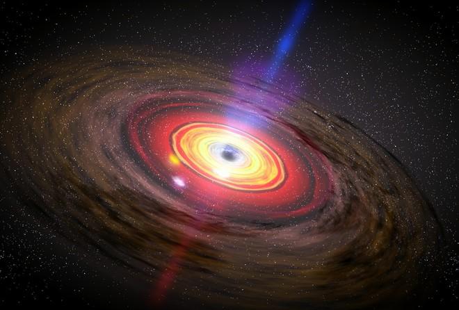 Tại sao hố đen không nuốt gọn cả vũ trụ? Đây có thể là đáp án - Ảnh 1.