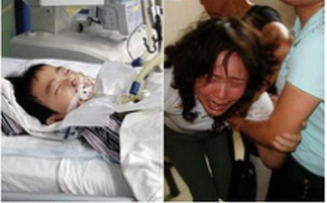 Câu chuyện thương tâm ở Trung Quốc: Bé trai 9 tuổi đột tử chỉ vì mẹ bắt học quá nhiều