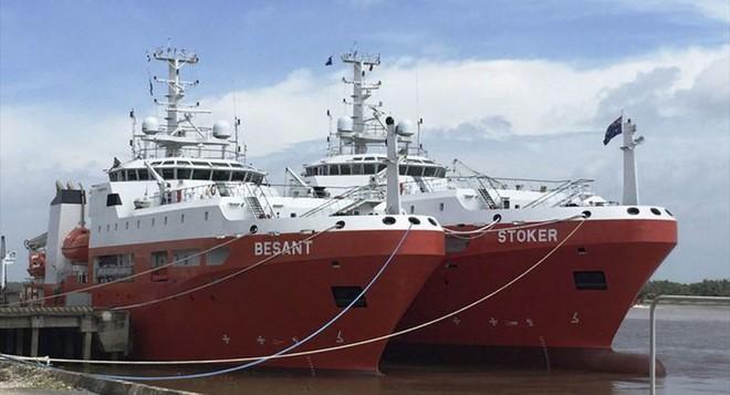 Tàu tuần tra cỡ lớn Made in Vietnam tả xung hữu đột: Thần tốc tiến ra nước ngoài - Ảnh 3.