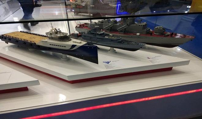 Tàu tuần tra cỡ lớn Made in Vietnam tả xung hữu đột: Thần tốc tiến ra nước ngoài - Ảnh 4.