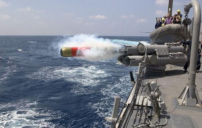 Ngư lôi Trung Quốc: May mắn và sao chép - Ảnh 1.
