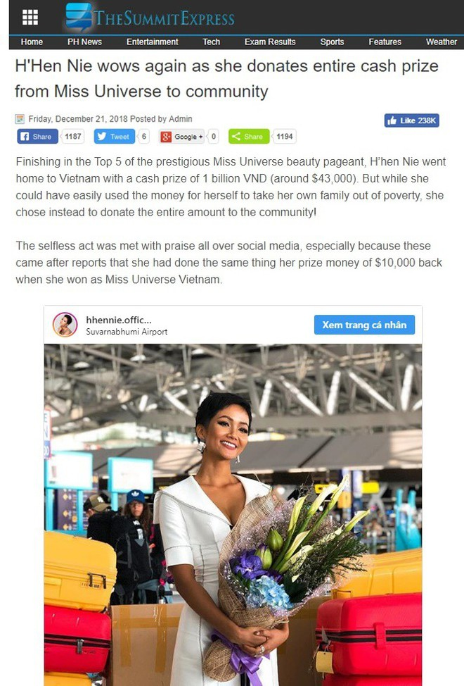 CNN đăng bài viết về cách ứng xử của HHen Niê, dư luận quốc tế lại tiếp tục phát sốt - Ảnh 3.