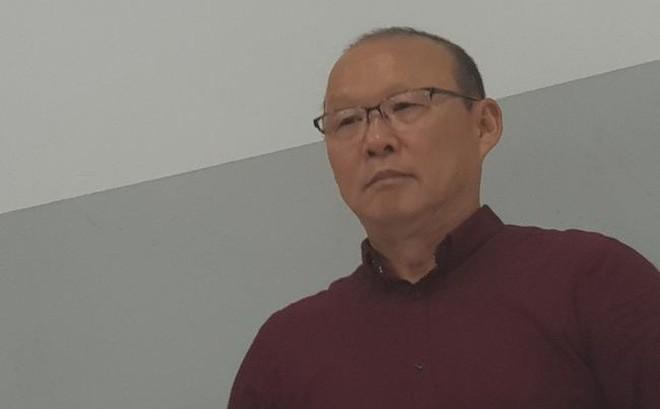 """HLV Park Hang-seo: """"Tôi sẽ cố gắng trụ lại ở Việt Nam cho đến hết hợp đồng"""""""